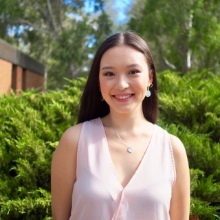 Karen Zhang, student representative