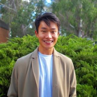 Matthew Teh, student representative