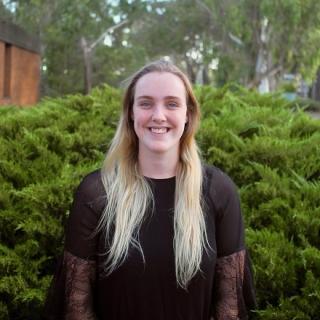 Lauren Skinner, Student Representative