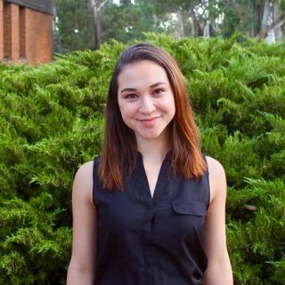 Marina Mito, student representative