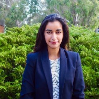 Diya Sharma, student representative